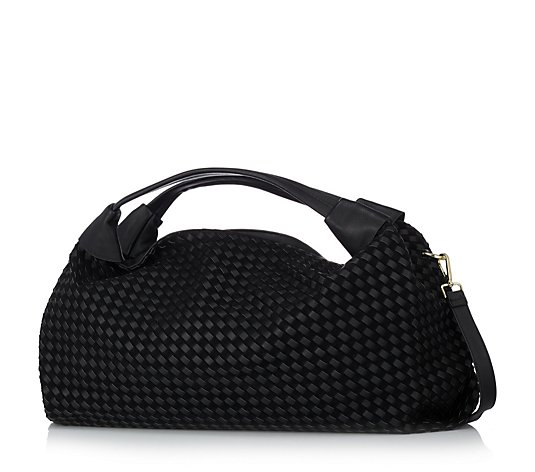 Butler & Wilson Woven Shoulder Bag