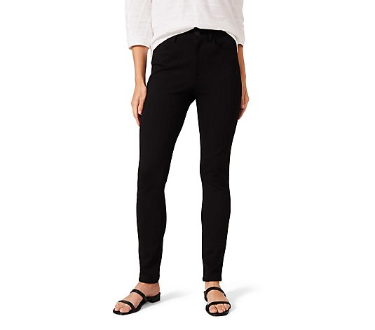 Phase Eight Black Ponte Trouser