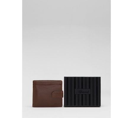 Ashwood Mens Leather Wallet in Gift Box