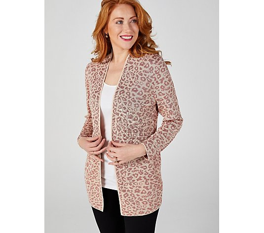 Rino & Pelle Edge To Edge Cardigan