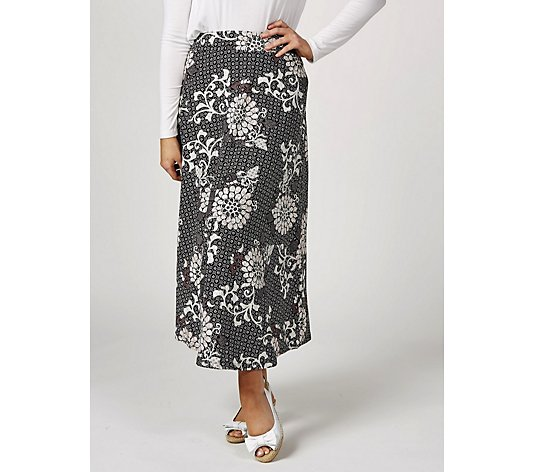 Joe Browns Floral Print Skirt