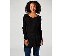 Attitudes by Renee Convertible Tie Jumper - 174589