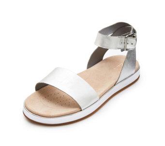 06952b521133 Clarks Footwear — Sandals   Flip Flops - QVC UK