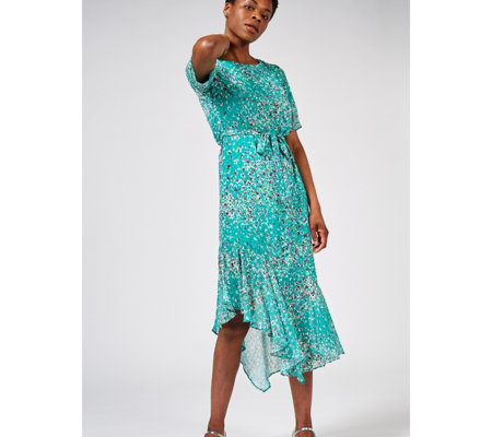 d6e3d06892b5 Phase Eight Klara Printed Dress - QVC UK