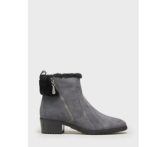 Emu Urban Explorer Merck Side Zip Ankle Boot