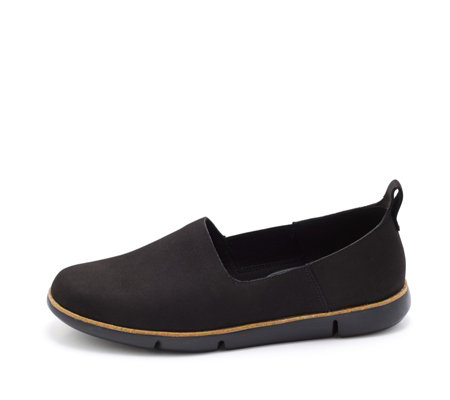 6fe1b04c Clarks Tri Curve Slip On Shoe Standard Fit - QVC UK