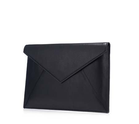 Lola Rose Leather Envelope Bag