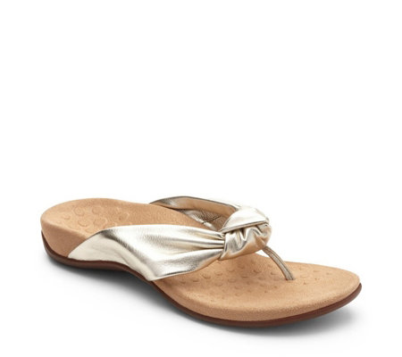 Pippa Knotted Flip Flops t6qpHcMso