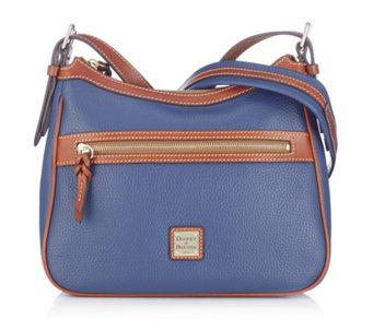 Dooney Bourke Piper Pebble Leather Crossbody Bag 175291