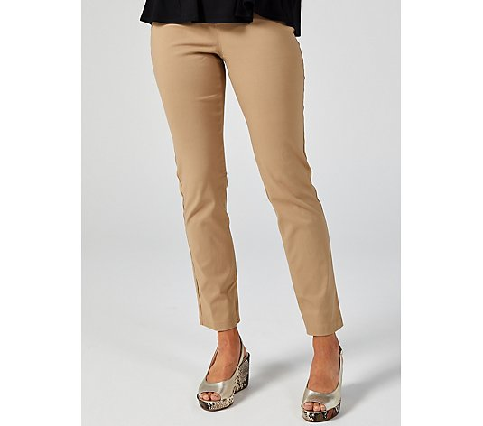 MarlaWynne Flatter Fit Five Pocket Trousers