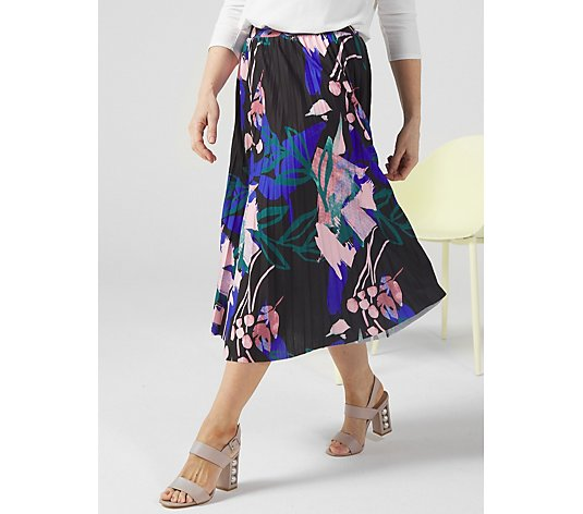 Dannii Minogue Pleated Skirt Regular
