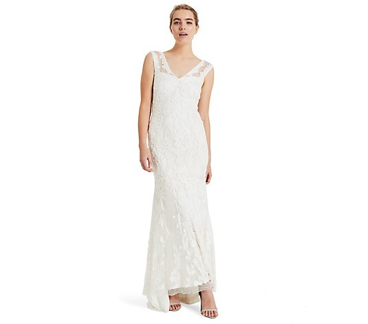 Phase Eight Valerie Tapework Bridal Dress