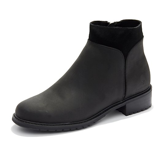 Emu Explorer Hayward Leather Ankle Boot