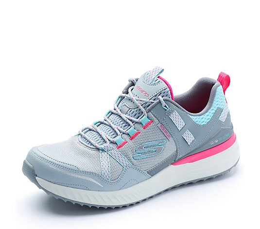 Skechers TR Ultra River Creeks Webbing Mesh Lace Trainers
