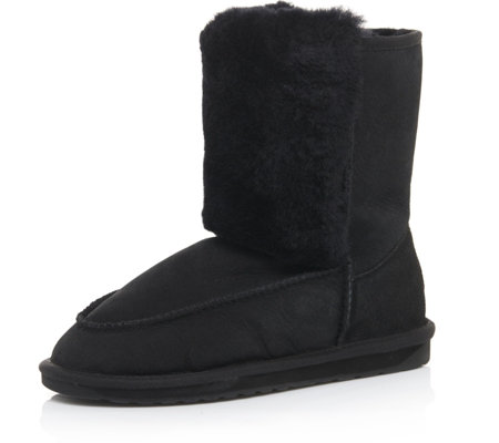 Emu Originals Collection Launceston Water Resistant Sheepskin Boot