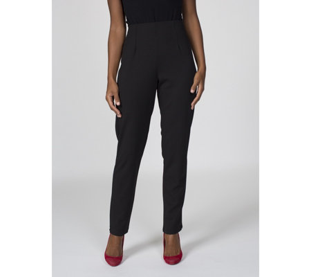 Grace Petite Trousers with Elasticated Waist