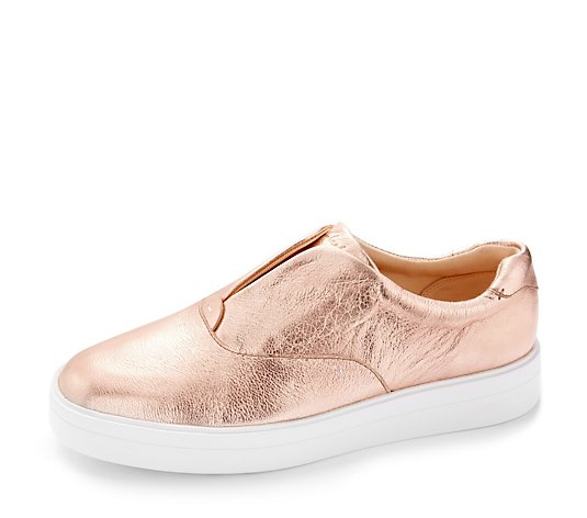 Clarks Hero Step Slip-On Trainers