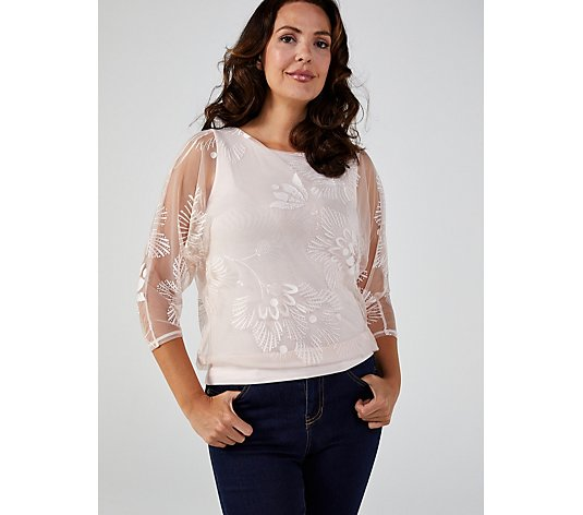 Phase Eight Burnout Overlay Top