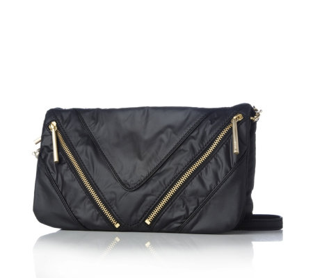 online here shoes for cheap order online Kipling Lottie Sunset View Small Cross Body/ Clutch Bag - QVC UK