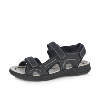 Rieker Men's Walking Sandal - 164398