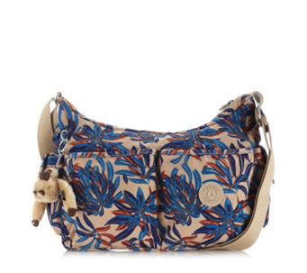 Kipling Lilse Shoulder Bag with Crossbody Strap - 122399