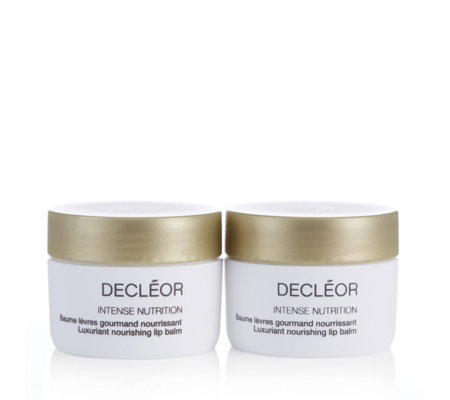 Decleor Intense Nutrition Lip Balm Duo