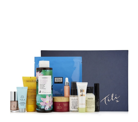 Tili Beauty Box Sixth Edition