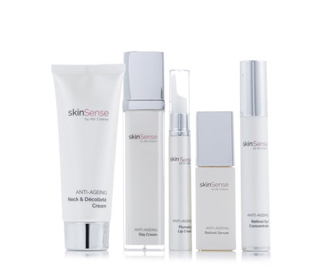 Skinsense 5 Piece Targeted Anti-Ageing Collection