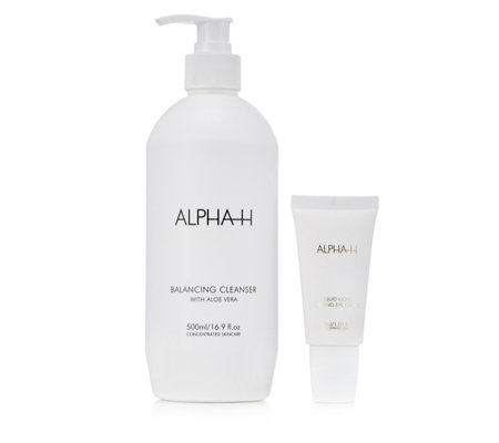 Alpha-H Supersize Beauty Heroes 2 Piece Collection