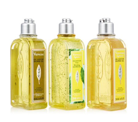L'Occitane Shower Trio 250ml