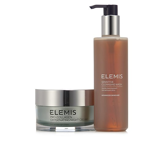 Elemis Pro-Collagen Overnight Essentials Duo