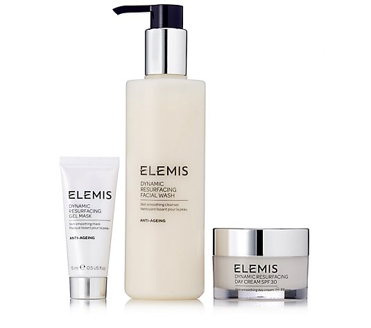 Elemis 3 Piece Gentle Dynamic Resurfacing Collection