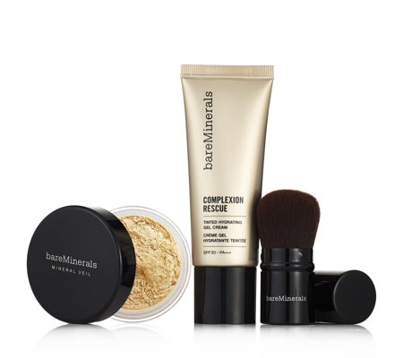 bareMinerals 3 Piece Complexion Rescue Collection