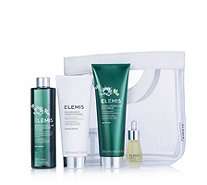 Elemis 4 Piece White Lotus & Lime Face & Body Collection - 233101
