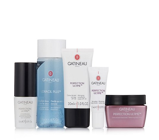 Gatineau 5 Piece Perfection Ultime Skincare Collection