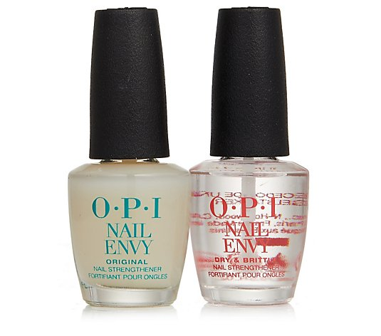 OPI Original & Treatment Nail Envy Collection
