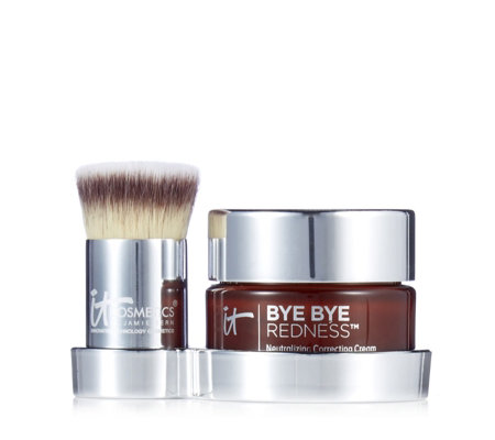 IT Cosmetics Bye Bye Redness with Brush & Stand
