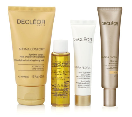 Decleor 4 Piece Hydra Floral BB Make-Up Ready Collection
