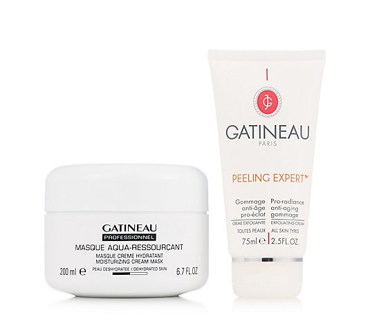 Gatineau Pro Cream Mask & Anti-Ageing Gommage Duo