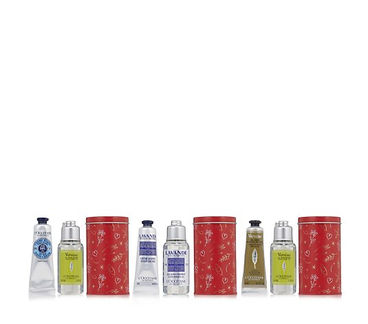 L'Occitane 6 Piece Care & Protect Gift Collection