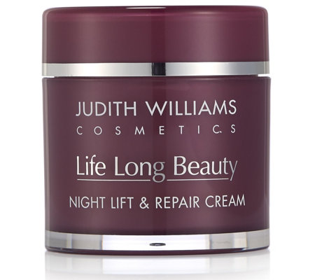 Judith Williams Life Long Beauty Lift & Repair Night Cream 80ml
