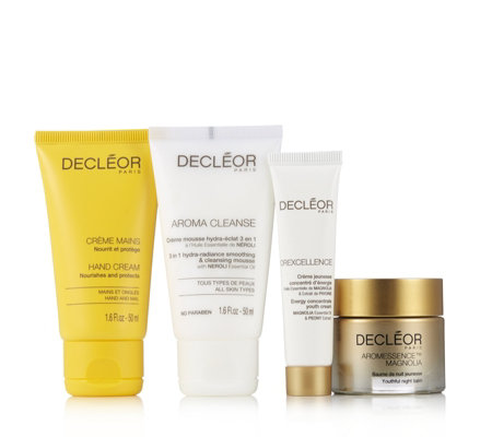 Decleor 4 Piece Magnolia Balm Contour Collection