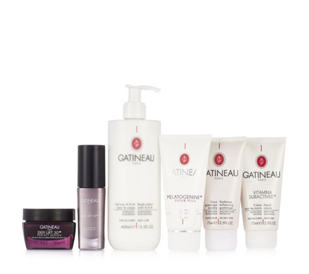 Gatineau 6 Piece Intensive Luxury Skincare Collection