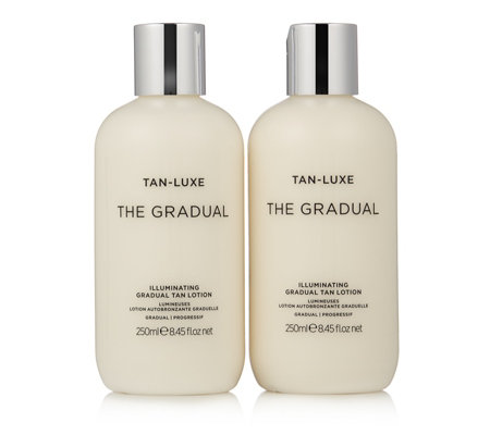 Tan-Luxe Gradual Tan Lotion Duo 250ml
