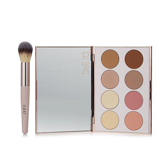 Outlet Doll 10 Doll Skin Complexion Enhancing Palette