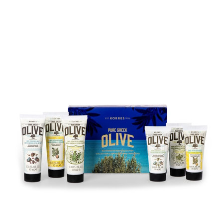 Korres Pure Greek Olive Oil Ultra Hydration Blockbuster Collection