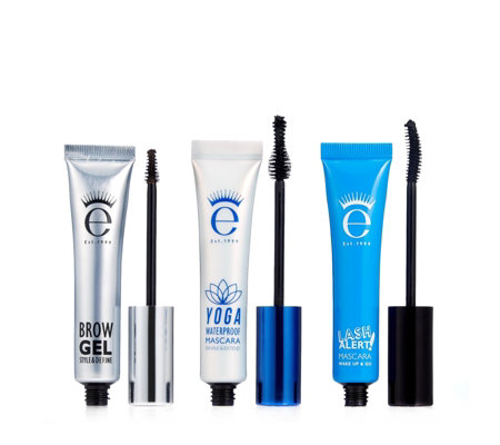Eyeko 3 Piece Mascara & Brow Collection