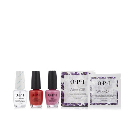 OPI 4 Piece Get Set For Summer Collection