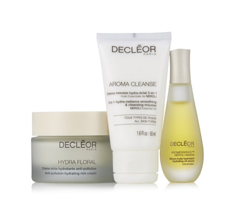 Decleor 3 Piece Hydrate & Contour Face Collection