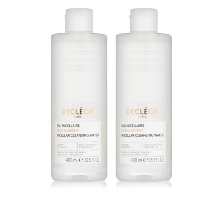 Decleor Supersize Micellar Water Duo 400ml